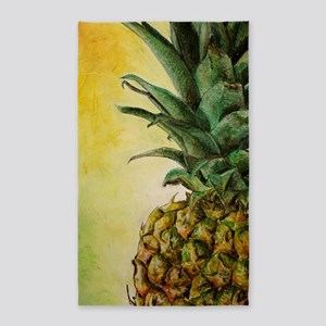 pineapple 2 3'x5' Area Rug