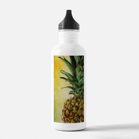 pineapple 2 Water Bottle