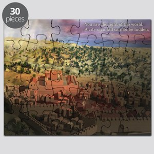 City on a Hill, Image Two Puzzle