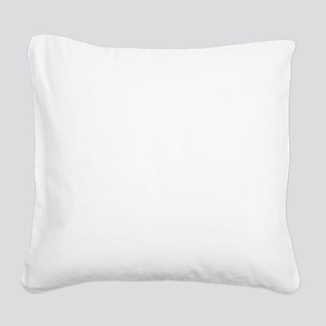 Austin_12x12_StevieRayVaughan Square Canvas Pillow