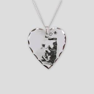 Petey Necklace Heart Charm