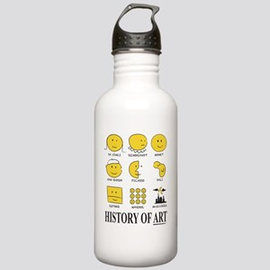 History of Art Smileys Stainless Water Bottle 1.0L