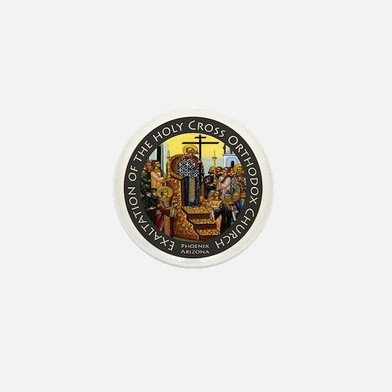Exaltation of the Holy Cross Logo Mini Button