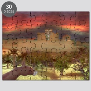 City on a Hill, Image One Puzzle