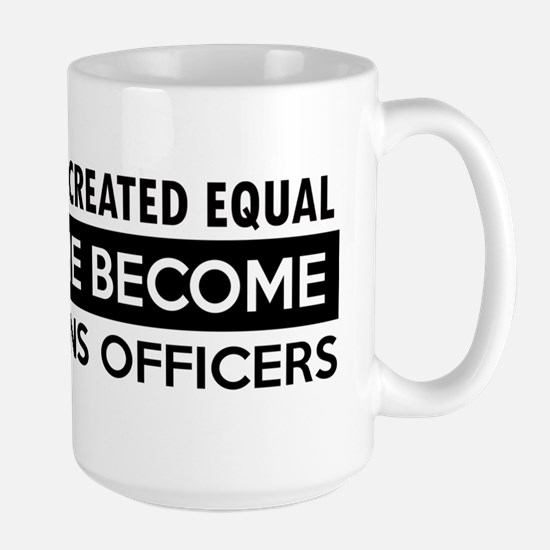 Correctional officer Design Large Mug