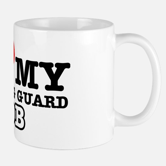 I love my crossing guard job Mug