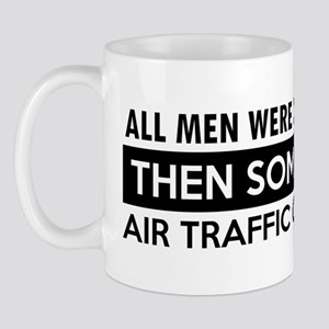 Air traffic control designs Mug