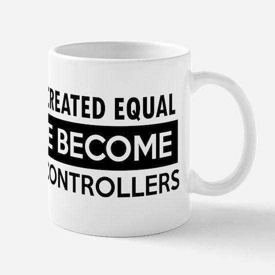 Air traffic control designs Mug