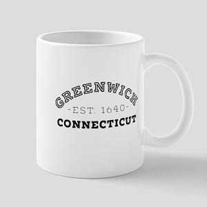 Greenwich Connecticut Mugs