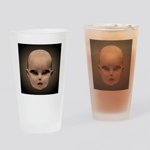 Congratulations! Its A Ghoul! Drinking Glass