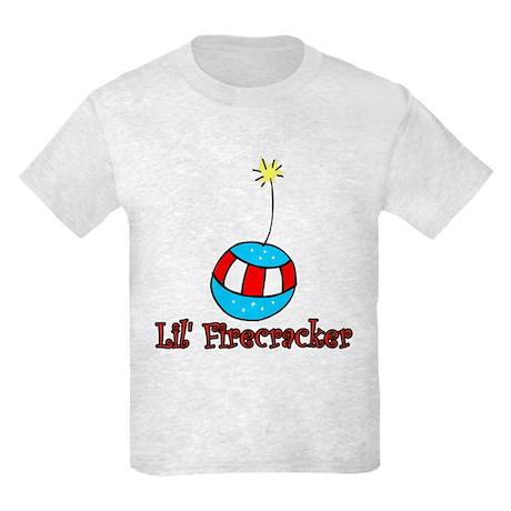 Lil' Firecracker Kids Light T-Shirt
