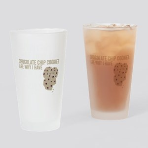 Cookies Drinking Glass