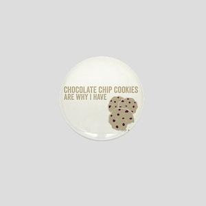 Cookies Mini Button