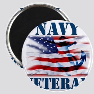 Navy Veteran copy Magnet
