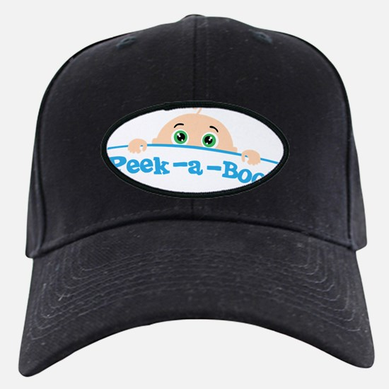 Peek a Boo Baseball Hat