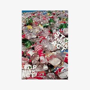 bottles bottles bottles Rectangle Magnet