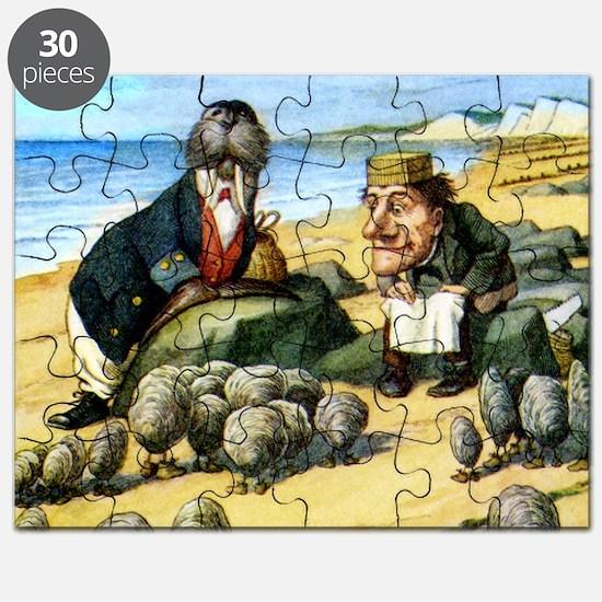 Alice CARPENTER  WALRUS_SQ Puzzle