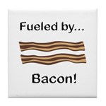 Fueled by Bacon Tile Coaster