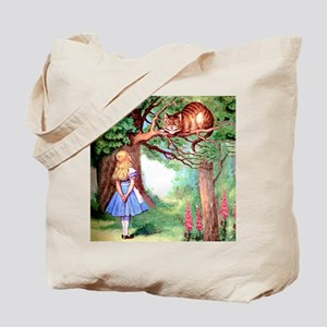 ALICE_12_SQ Tote Bag