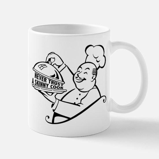 Skinny Cook Mug