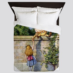 Alicehumpty_RD Queen Duvet