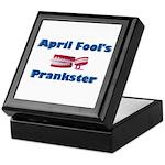 April Fool's Prankster Keepsake Box