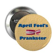 April Fool's Prankster Button