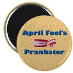 April Fool's Prankster Magnet