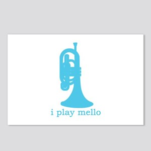 I Play Mello Postcards (Package of 8)