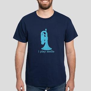 I Play Mello Dark T-Shirt