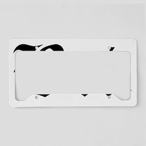 CROWN Boi LIFESTYLE License Plate Holder