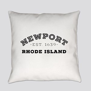 Newport Rhode Island Everyday Pillow