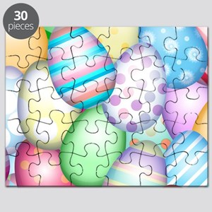 Decorated Eggs Puzzle