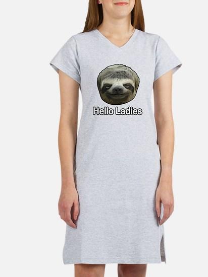 The Sloth Women's Nightshirt