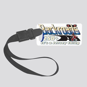Backroads 250+ Small Luggage Tag