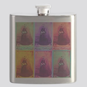 Florence Nightingale Colors Flask