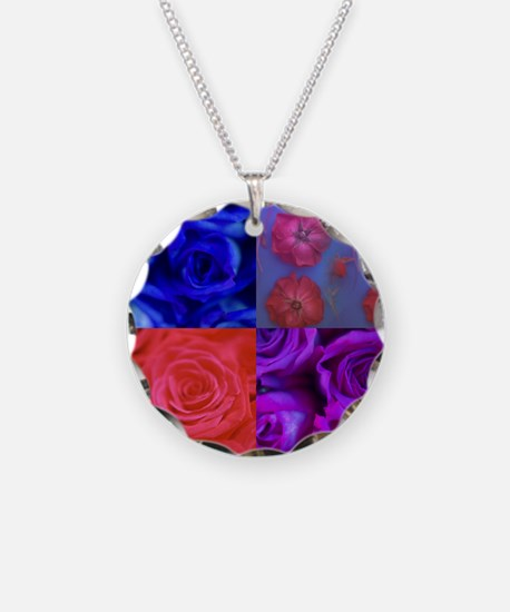 ROSE COLLAGE Necklace