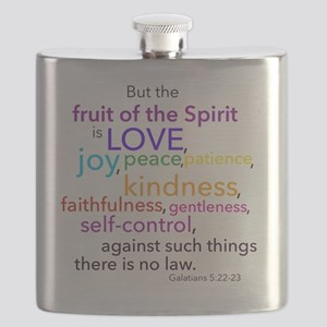 Fruits of the Spirit Flask