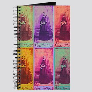 Florence Nightingale Colors 3a Journal