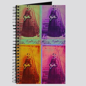 Florence Nightingale Colors 4 Journal