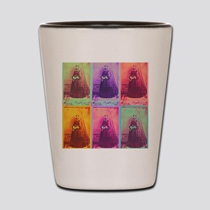 Florence Nightingale Colors 1a Shot Glass