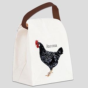 Ancona Canvas Lunch Bag