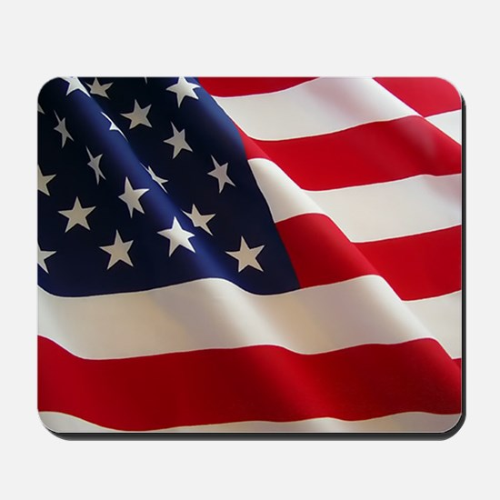 American Flag Mousepad