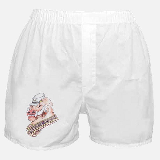 OINK Y'ALL Boxer Shorts