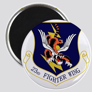 23rd FW Flying Tigers Magnet