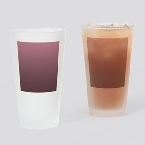 shades of ruby Drinking Glass