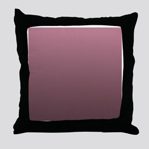 shades of ruby Throw Pillow