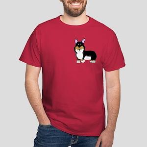 Pembroke Welsh Corgi Dark T-Shirt