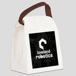 Robotics Program Canvas Lunch Bag