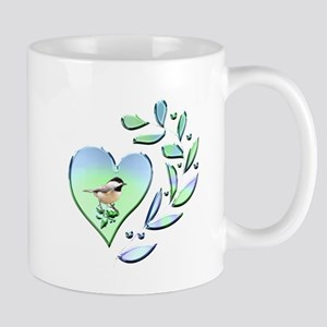 Chickadee Lover 11 oz Ceramic Mug